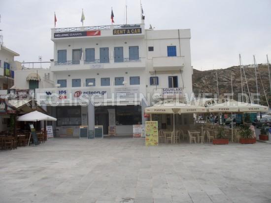 Gialos Hauptplatz 2