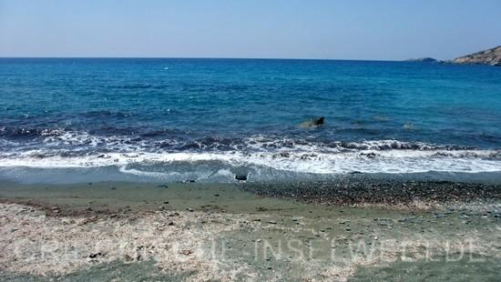Hohlaka Strand - Blick auf das Meer