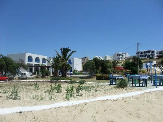 Koufonissi Chora - Restaurant Strand
