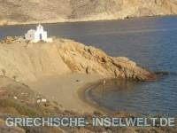 Aghioi Anargyroi Beach anafi