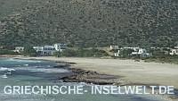 Agiassos Beach naxos
