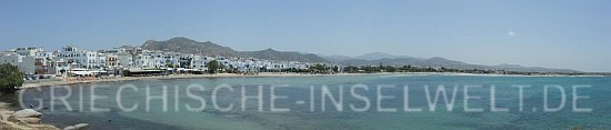 Agios Georgios Beach naxos