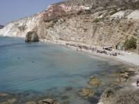 Firiplaka Beach milos