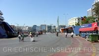 Hafen Piraeus Athen