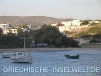 Agios Gerogios Beach iraklia