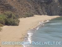 Klissidi Beach anafi