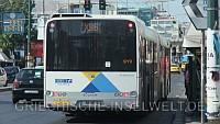 Bus X96 -Flughafen Athen - Piraeus