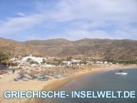 Mylopotas Beach ios