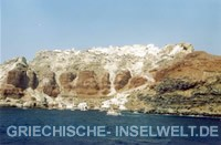 Anreise Santorini